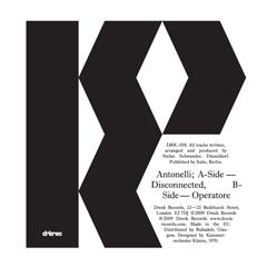 Antonelli - Disconnected/Operatore