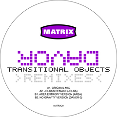 Davor - Transitional Objects Remixes