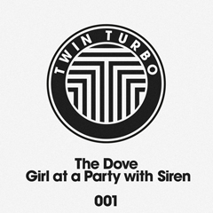 The Dove - Girl At A Party With Siren